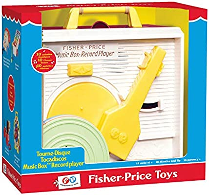 Amazon.com: Fisher-Price AKFPTD01ML Disc Turner, First Age ...
