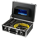 Ennio 50m Sewer Waterproof Camera Pipe Pipeline Drain Inspection System 7
