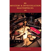 30  MYSTERY & INVESTIGATION MASTERPIECES  #1 (Cronos Classics)