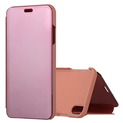 Amazon Com Protect Case For Iphone Xs Max Electroplating Mirror