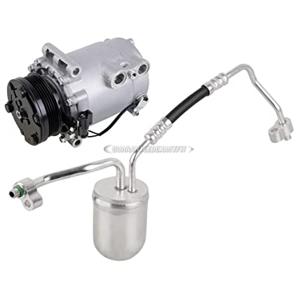 AC Compressor w/A/C Drier For Saturn Vue 2002 2003 - BuyAutoParts  60-86437R2 NEW