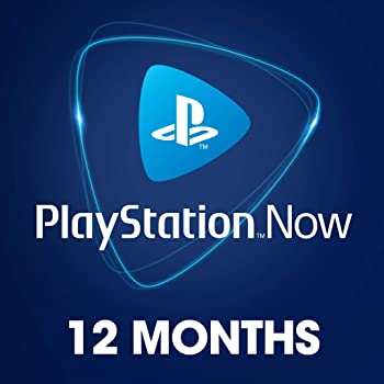 PlayStation Now 1-Year Subscription [Digital Code]