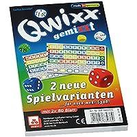 Nürnberger Spielkarten-Verlag 4033 Qwixx Gemixxt 2 Neue Spielvarianten