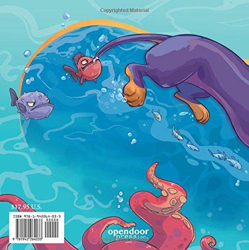 It's Hard to Swim (Ellie the Wienerdog series): Life's Little Lessons by Ellie the Wienerdog - Lesson #2 by Open Door Press, Inc. (Image #1)