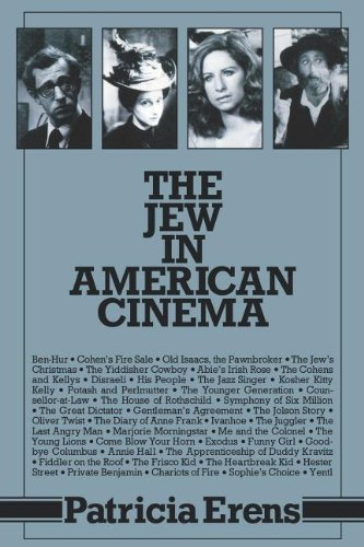 The Jew in American Cinema (Jewish Literature &)