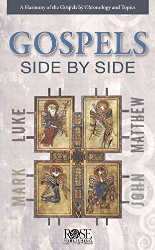 The Gospels Side-by-Side ebook