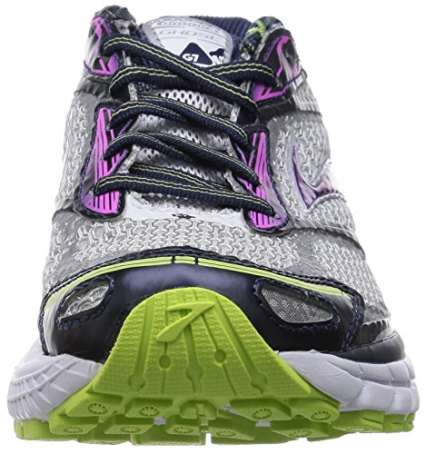 Running Lime Brooks Weiß Chaussures Pink de Ghost Femme 7 41aBw1nxv