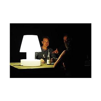 Bloom Lampe Portable 40 Cm Sans Fil Amazon Fr Jardin