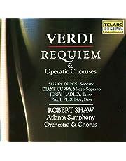Requiem & Operatic Choruses
