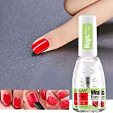 Nail Brush, 15ML Nail Gel Polish Burst Magic