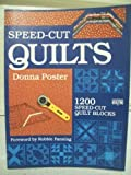 img - for Speed-Cut Quilts (Creative Machine Arts Series) by Donna Poster (1989-10-23) book / textbook / text book