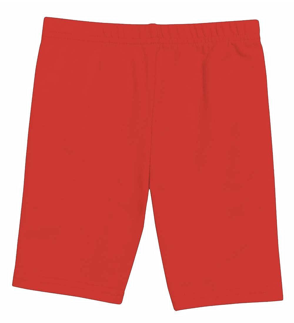 CWDkids Girls' Activewear Cotton Spandex Bike Shorts