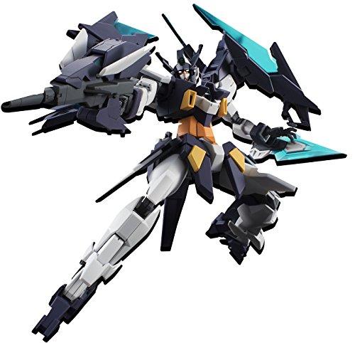 image HGBD Gundam Build Divers Gundam AGE II Magnum 1/144 Maquette en plastique avec échelle de couleurs
