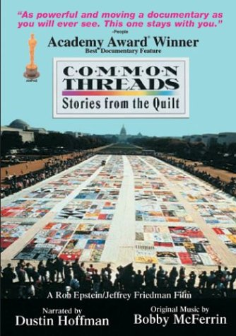 Common Threads: Stories from the Quilt by New Yorker Video