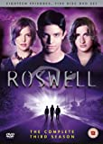 Roswell - Season 3 [DVD] [2000]