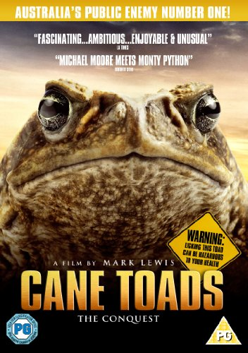 Cane Toads: The Conquest [ NON-USA FORMAT, PAL, Reg.2 Import - United Kingdom ] (Cane Toads The Conquest)