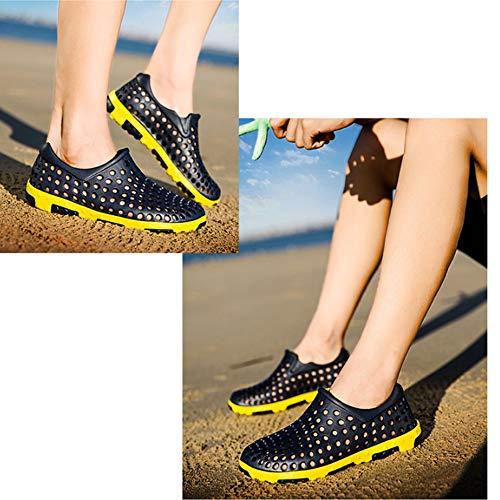 Sandali da Water Beach piedi Summer giardino Shoes Quick Scarpe Dry Blue a Unisex atletici nudi cwqYgHBX