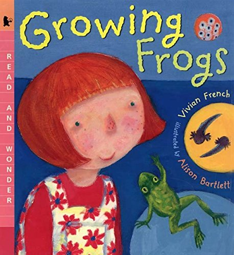 Growing Frogs: Read and Wonder ()