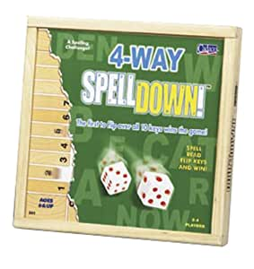 Ideal 4 Way Spelldown