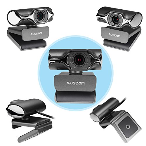 Webcam Full HD 1080P OBS Live Streaming Camera Computer Video