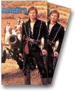Sharpe's Collection, Set 2 (Sword/Battle/Gold/Honour) [VHS] [Import]