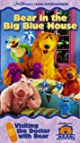 Bear in the Big Blue House - Visiting the Doctor With Bear [VHS]