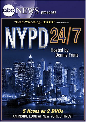 ABC News Presents: NYPD 24/7 (Abc News Vhs compare prices)