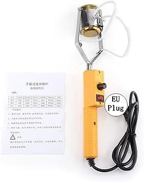 Horno de soldadura - 280W 220V eléctrico portátil de fusión de ...