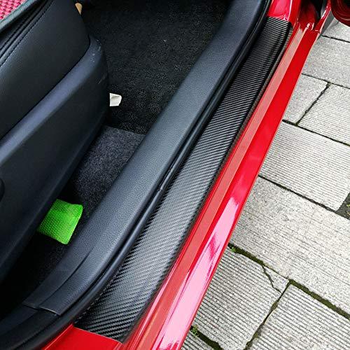 4Pcs Car Door Sill