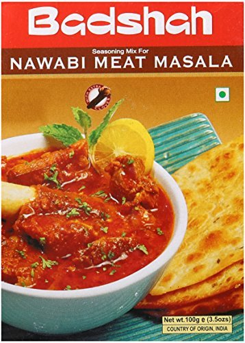 Badshah Nawabi Meat Masala(3.5oz., 100g) by Badshah