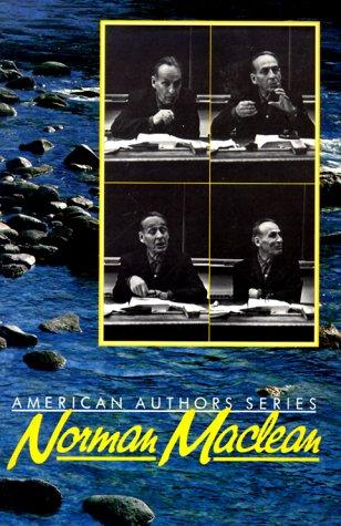 Norman Maclean (American Author Series)