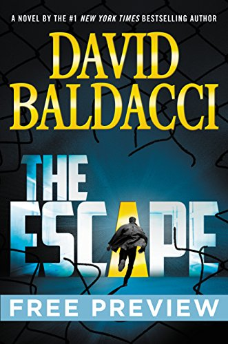 The Escape - Free Preview (first 8 chapters) (John Puller Book 3)