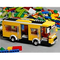 WANGE Blocks Bus Series 289 Pcs 30131