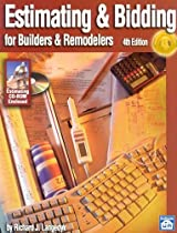Estimating & Bidding for Builders & Remodelers with CDROM