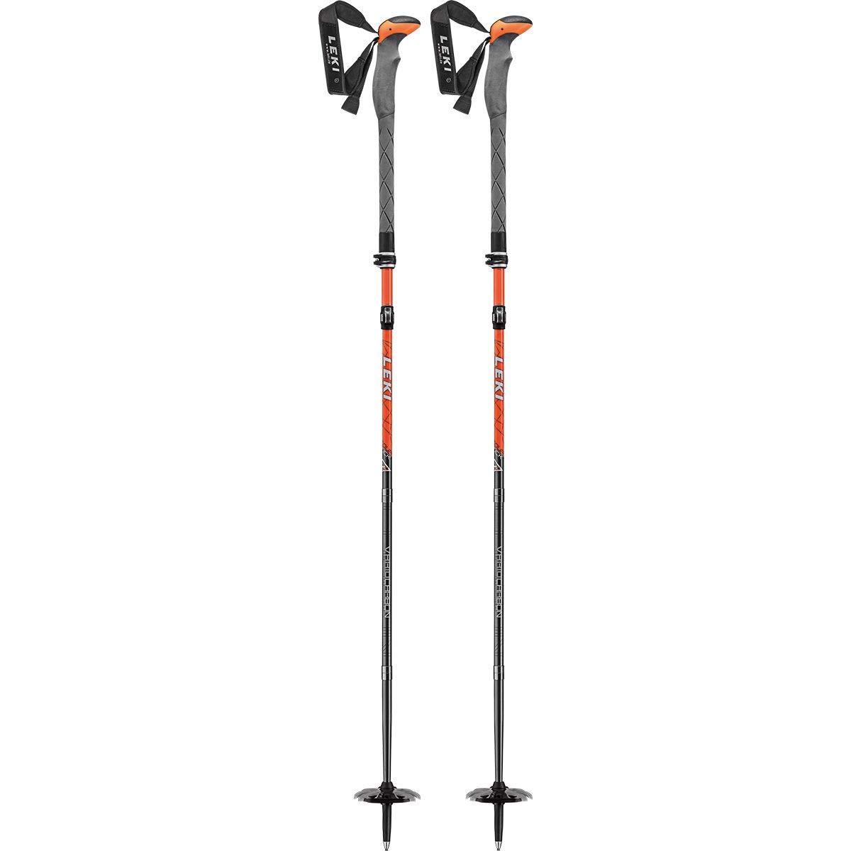 LEKI Tour Stick Vario Carbon Ski Pole Pair