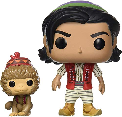 Pop! Vinilo Disney Aladdin (Live Action) Aladdin & Abu