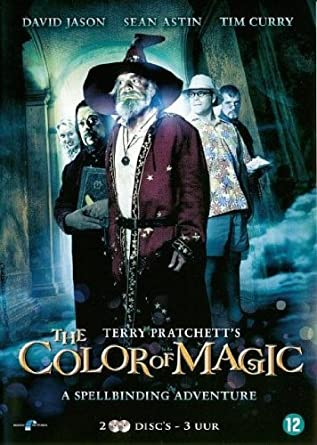 Amazon.com: The Color of Magic: Jeremy Irons, Brian Cox, James Cosmo ...
