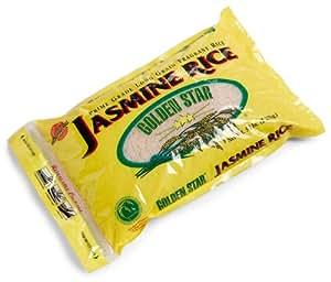 Amazon.com : Golden Star Jasmine Rice, 5 lb : Grocery