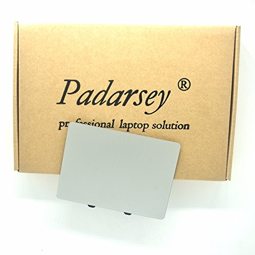 Padarsey Replacement Trackpad Touchpad Compatible with MacBook Pro 13&15 Unibody A1286 &A1278 Touch Pads Without Flex Cable