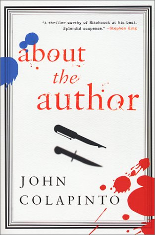 About the Author : A Novel PDF
