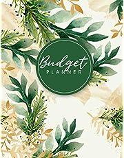 Budget Planner: Monthly Weekly Budget Planner, Weekly Expense Tracker Bill Organizer Notebook, Expense Tracker Budget Planner, Budgeting Workbook, Money Organizer, Spending Tracker, Business Money Personal Finance Journal