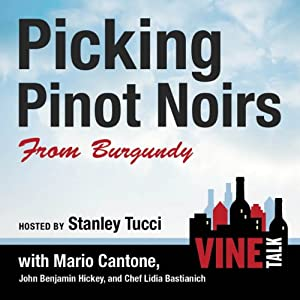 Picking Pinot Noirs from Burgundy Performance