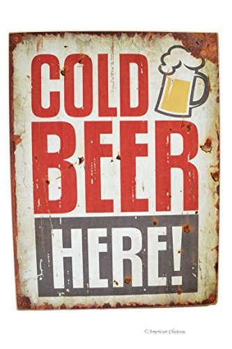 Cold Beer Sign - 8