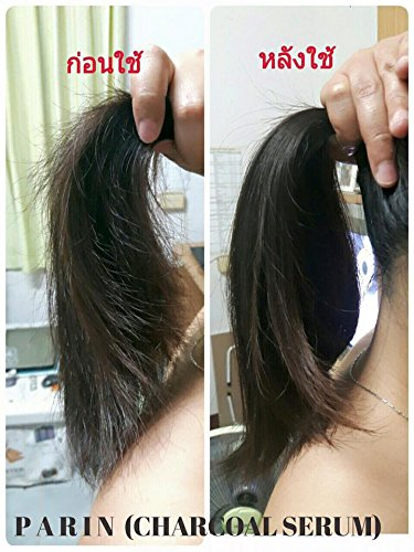 12X CHARCOAL SERUM ''Hair Serum'' Reduce hair fall and stimulating the regeneration of hair. by CHARCOAL Hair SERUM (Image #5)