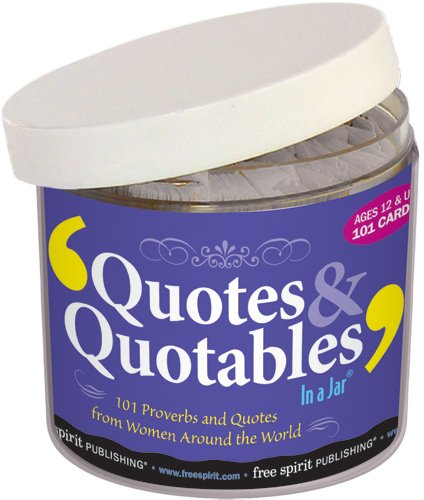Quotes Quotables In a Jar product image
