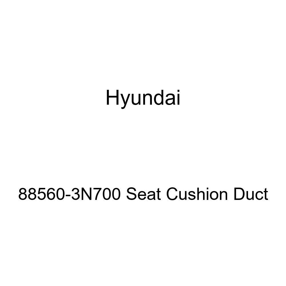 Genuine Hyundai 88560-3N700 Seat Cushion Duct