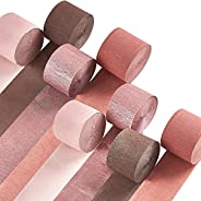 PartyWoo Crepe Paper Streamers