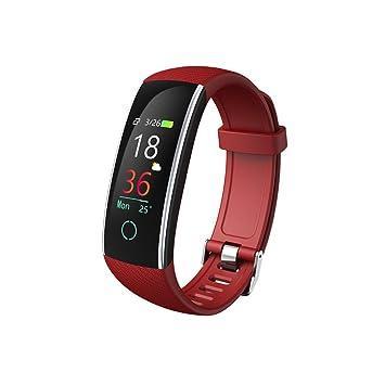 prev ently bltooth Smart Watch, 2018 Reloj Inteligente Reloj de Pulsera Fitness Tracker de Pulsera