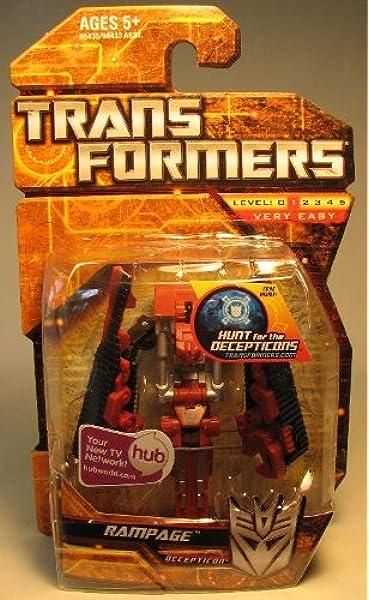 Amazon Com Transformers Hunt For The Decepticons Hasbro Legends