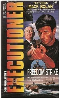 Book Freedom Strike (The Executioner, No. 207)
